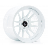 Cosmis Racing XT-206R White Wheel 18x11 +8mm 5x114.3