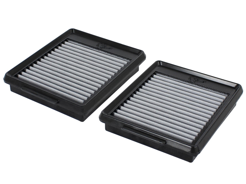 aFe Power - Nissan GTR R35 Magnum FLOW Pro DRY S Air Filter - Pair (NGMFPD0062)