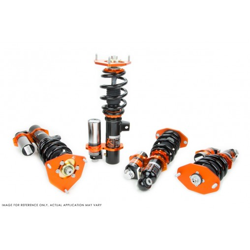K-SPORT - KSPORT - Bmw M3 E46 2001-2005 Kontrol Plus 2 Way Adjustable Damper System Coilovers (CBM050-P2)