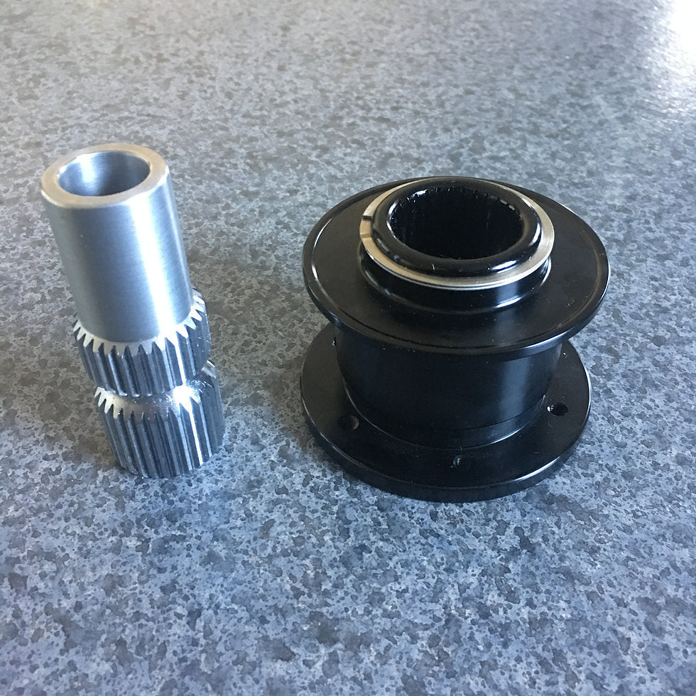 Bridge Moto Full-Race Quick Release Hub Kit