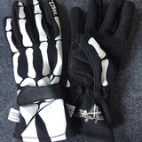 Bridge Moto Skeletor Gloves