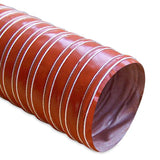 "Mishimoto - Heat Resistant Silicone Ducting, 4"" x 12' (MMHOSE-D4)"