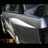 DTM Fiberwerkz - E30 EVO R Style Widebody Rear Fenders