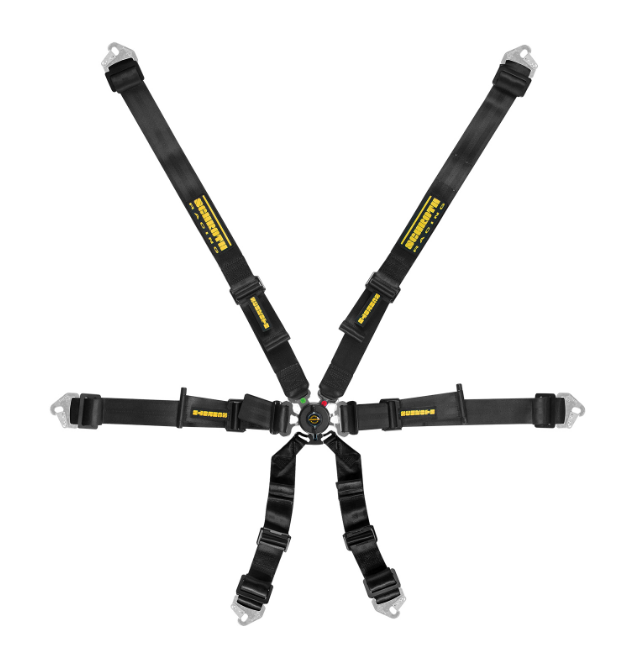 Schroth - Flexi 2x2 6 Point Racing Harness (SHR-FLEX-2x2)