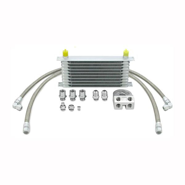 Mishimoto - BMW E46 M3 Oil Cooler Kit, 2001–2006(MMOC-E46-01)