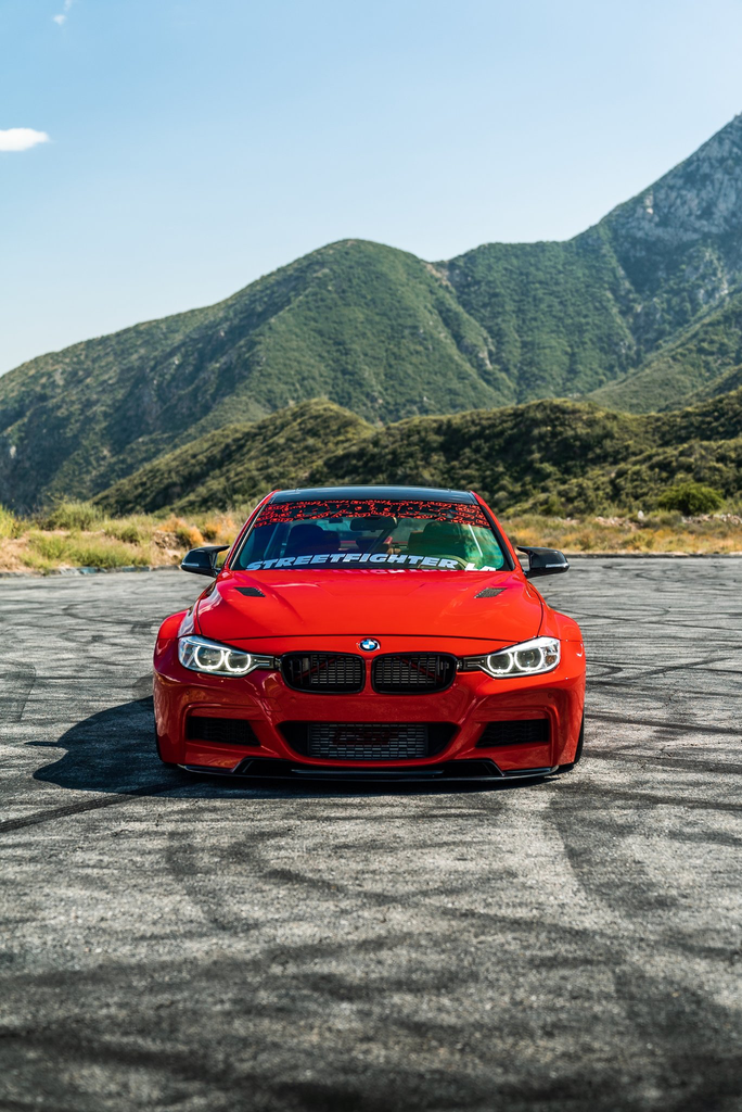 STREET FIGHTER LA - BMW F30 WIDEBODY KIT – Drift HQ