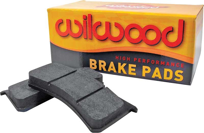 WILWOOD - 150-13335K BP-40 PAD SET (FITS CALIPERS: 120-10715 & 120-10714)