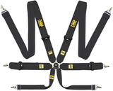 OMP AMERICA 804 SAFETY HARNESS (BLACK)