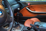 HARD Motorsport RS Style Door Latch Pull Strap - BMW E46 Coupe