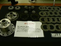 Nismo Competition Parts - GT L.S.D.Pro (GLP09)