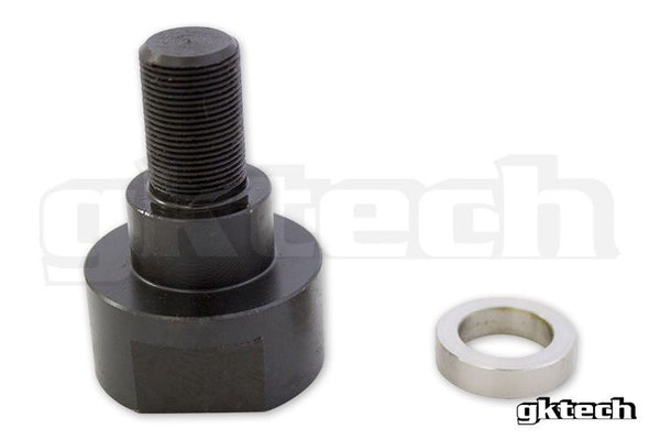 GKTech - 4130 HIGH TENSILE STEEL STEERING RACK SPACER SET (GKT-4130-HTSSRSS-81)