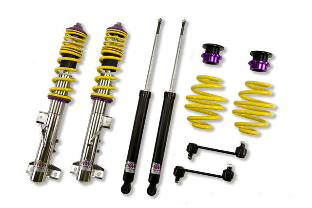 KW ClubSport - Coilover Kit V2 BMW 1 series E82 Coupe (all engines) (15220039)