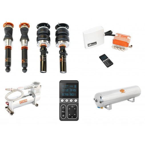 K-SPORT - KSPORT -  Lexus GS300/400/430 1998-2005 Airtech Deluxe Air Suspension System (CLX050-APP)