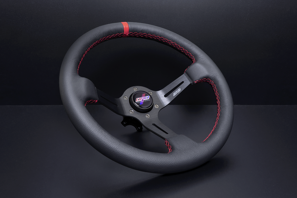 DND Performance Interior - Leather Race Wheel
