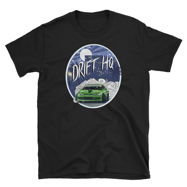 Drift HQ - Urban Midnight Clouds T-Shirt (Limited Run)