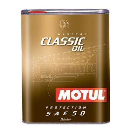 Motul - 1QT Classic Break-In Motor Oil 10W40 - Universal (108080)