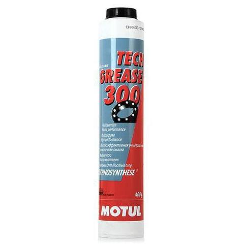 Motul - Cleaners TECH GREASE Cartidges (400g) - Universal (100897)