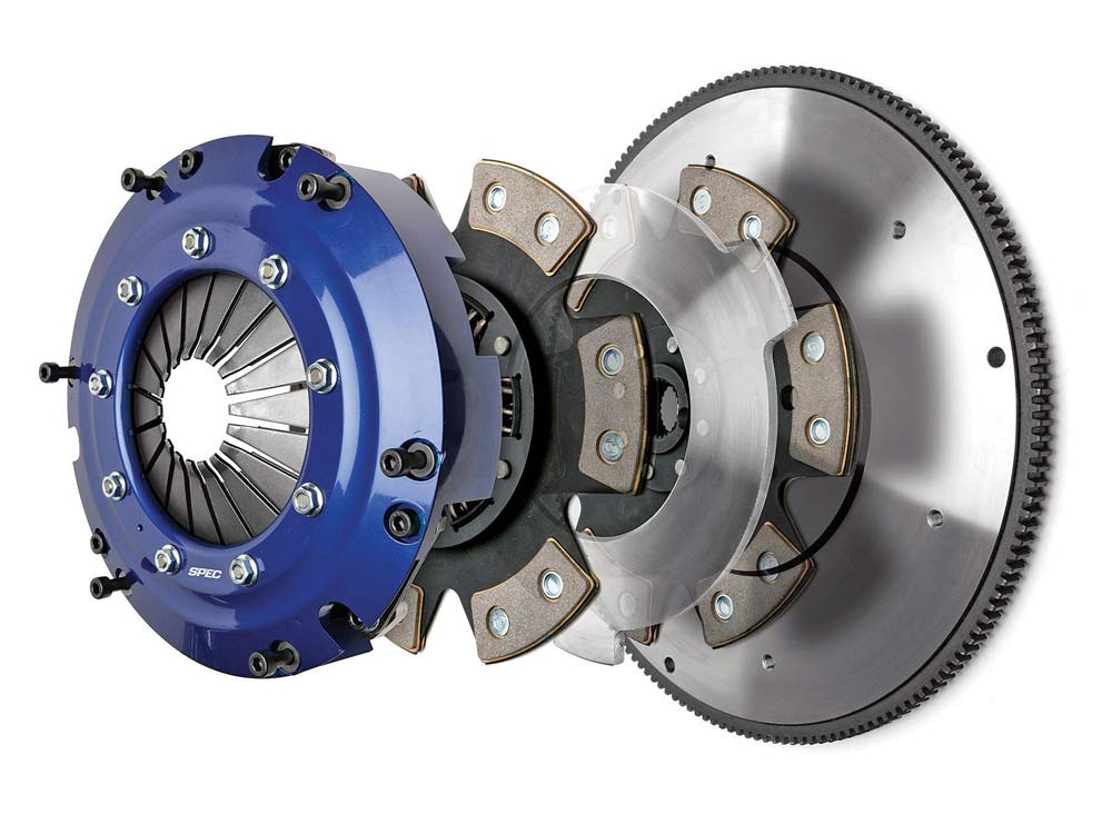 SPEC Clutches - Super Twin Clutch Kit SS-Trim: Infiniti G37 3.7L 2008-2012, SPEC Clutch (SN35SST-2)