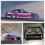DRIFTKNUCKLES.COM - Nissan 240sx S13 Full Unicorn Angle Kit