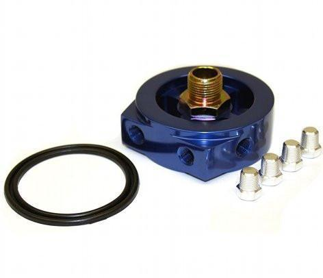 Pro Sport Gauges - Pro Sport Gauges - Oil Filter Adaptor Plate - Universal (PSR-PSOPOT-M20XP1.5)