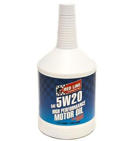 Red Line - 5W20 Synthetic Motor Oil - Universal (15204)