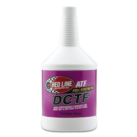 Red Line - DCTF Dual Clutch Transmission Fluid - Quart - Universal (31004)