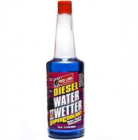 Red Line - Diesel WaterWetter Coolant Additive - Universal (80213)