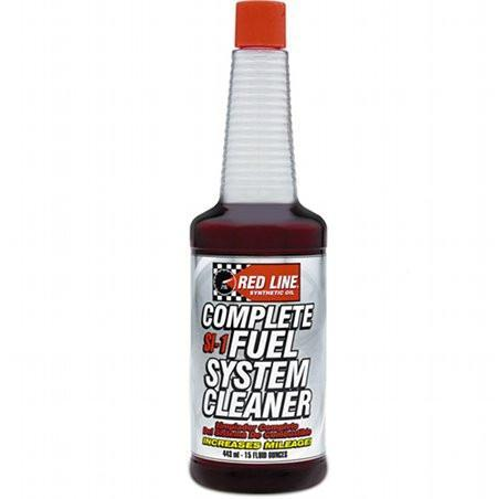 Red Line - SL-1 Fuel System Additive/Injector Cleaner - Universal (60103)