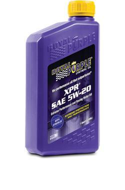 Royal Purple - 5W-20 Extreme Performance Racing Oil (1 Qt.) - Universal (RYP-01011)