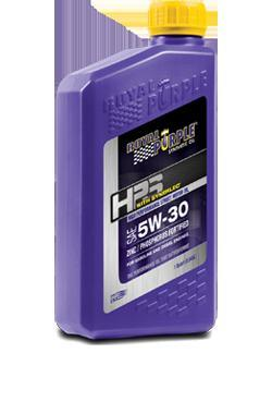 Royal Purple - 5W-20 High Performance Street Motor Oil (1 Qt.) - Universal (RYP-31520)