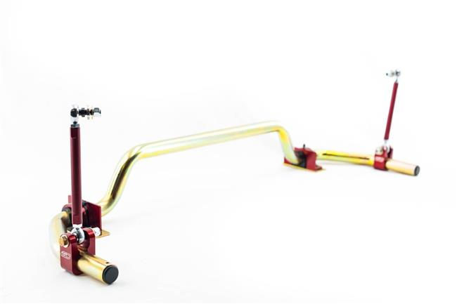 Ground Control - Front Racing Sway Bar (E85 Z4M) (GC-SB-Z4M-F)