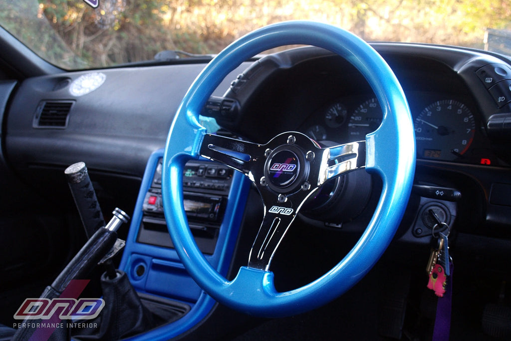 DND Performance Interior - Sparkle Steering Wheel