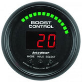 "AutoMeter - 2-1/16"" BOOST CONTROLLER, 30 IN HG/30 PSI, Z-SERIES (2681)"