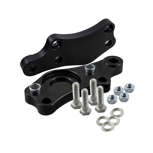 PMC Motorsport - BUDGET ANGLE ADAPTERS / LOCK KIT LEXUS IS300 / IS200 / TOYOTA JZX (APSLEX)