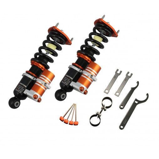 K-SPORT - KSPORT - Toyota Supra 1993-1998 Circuit Pro 3 Way Adjustable Damper System Coilovers (CTY190-C3)