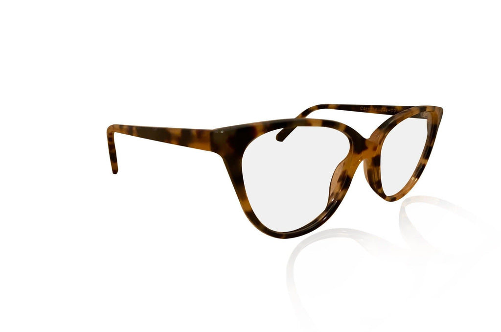 cat eye tortoise glasses