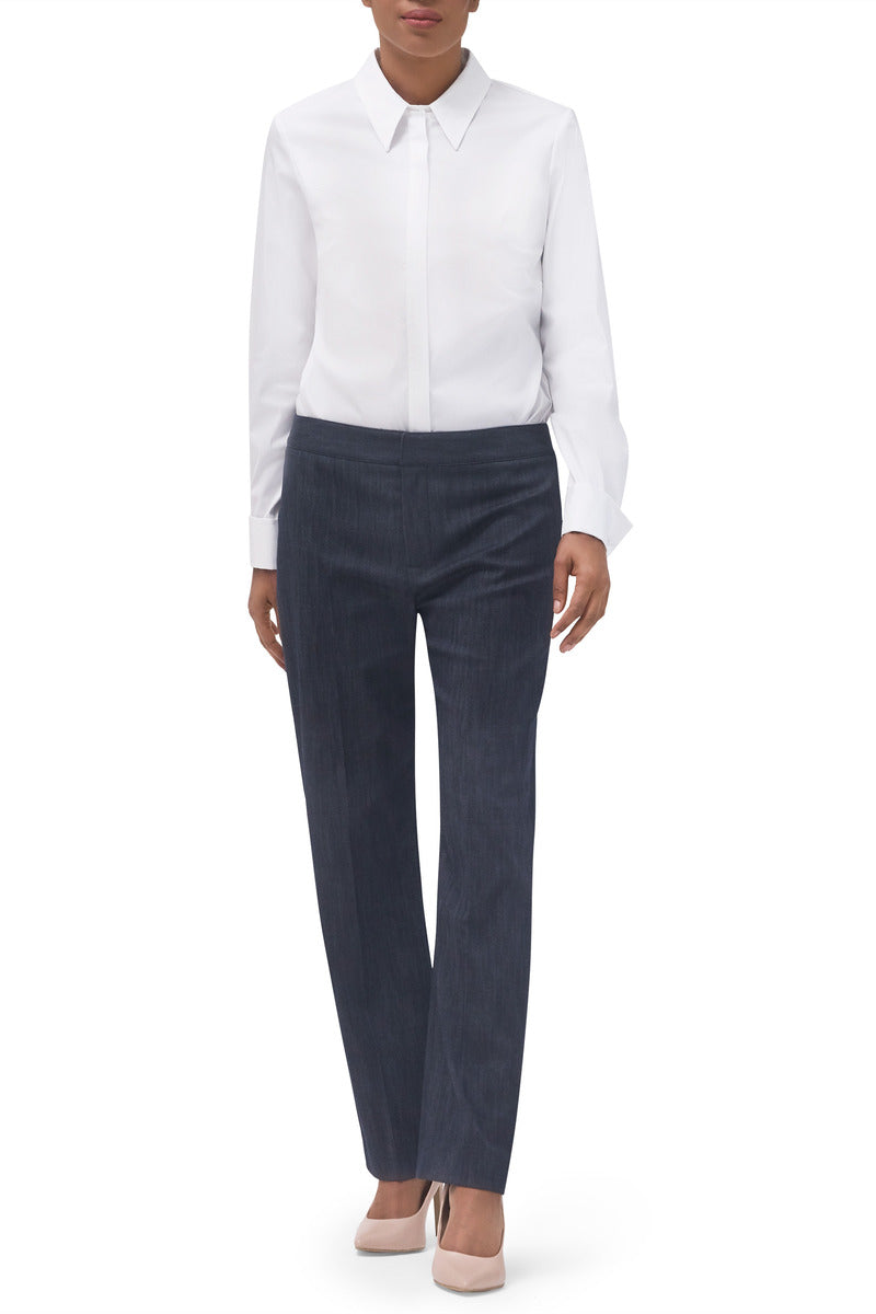 Katharine Stretch Denim Trouser
