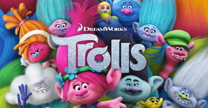 Trolls - Kiddies Party in a Box