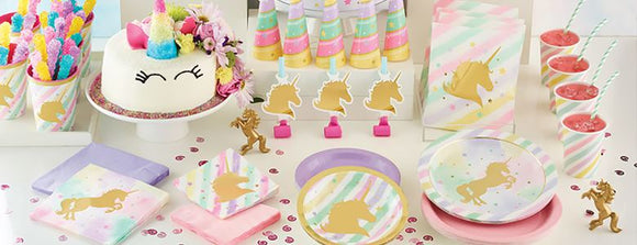 Magical Unicorn - Kiddies Party in a Box