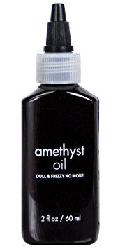 Amethyst Oil, 2 oz, UV & Heat Protection
