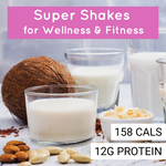 Super Shakes for Wellness & Fitness