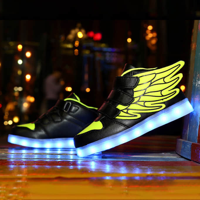 Be the Coolest Super Star in a Party with the Led Light Shoes