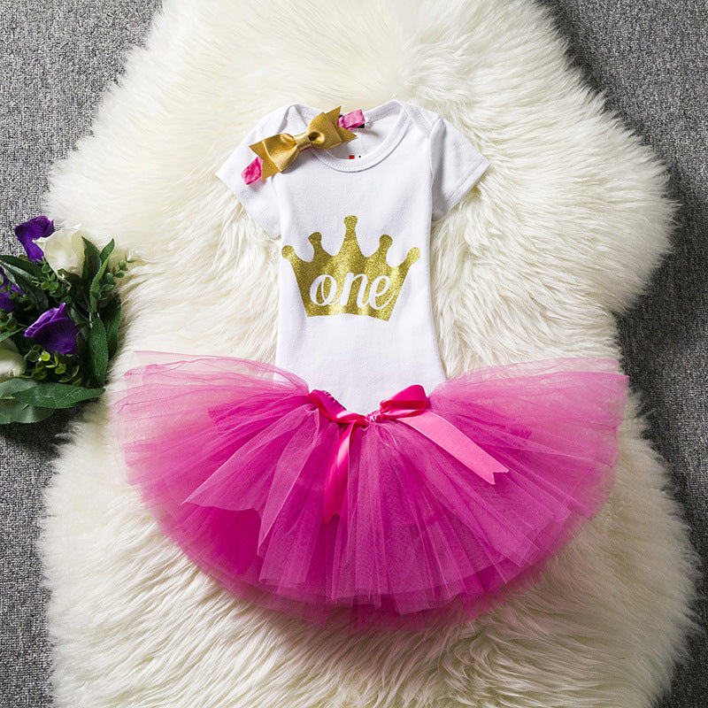 rose baby girls outfits