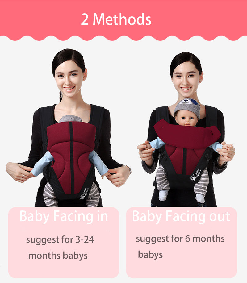 2_methods_to_wear_the_baby_carrier