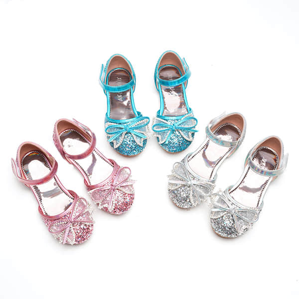 3 Colors Available of these Shoes for Girls to Choose