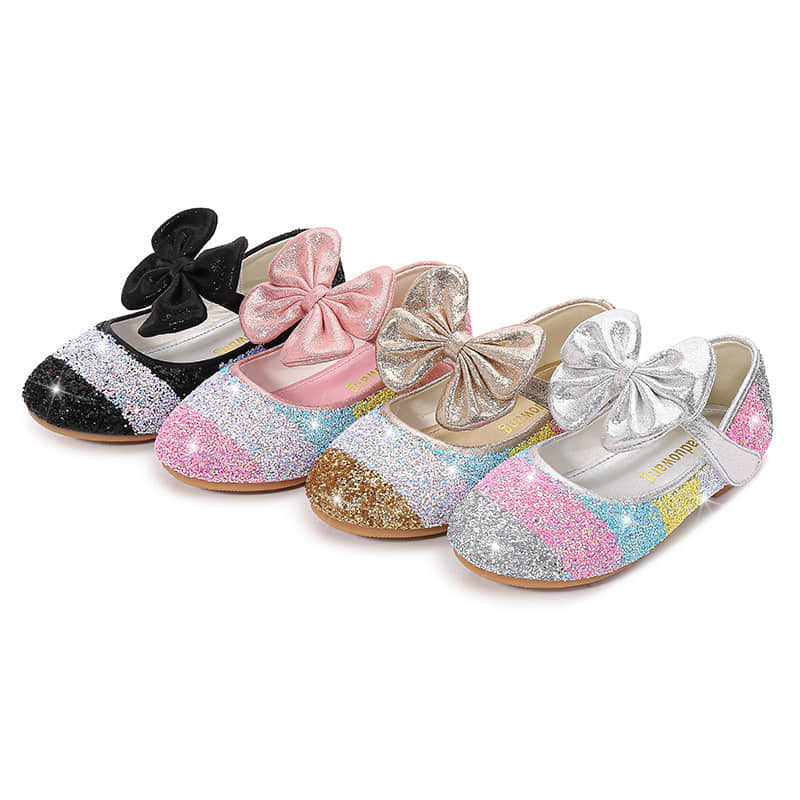 4 Colors Available for this Sweet Princess Shoes