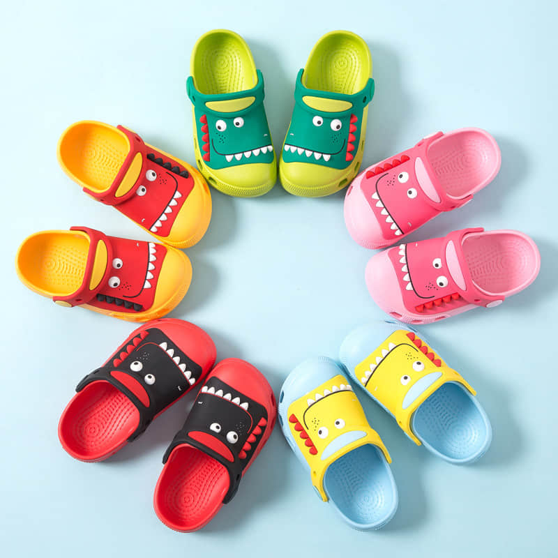 5 Colors Available for Kids to Choose