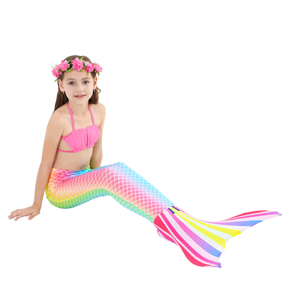 This Mermaid Tail is Suitable for Summer Mermaid Party Supplies
