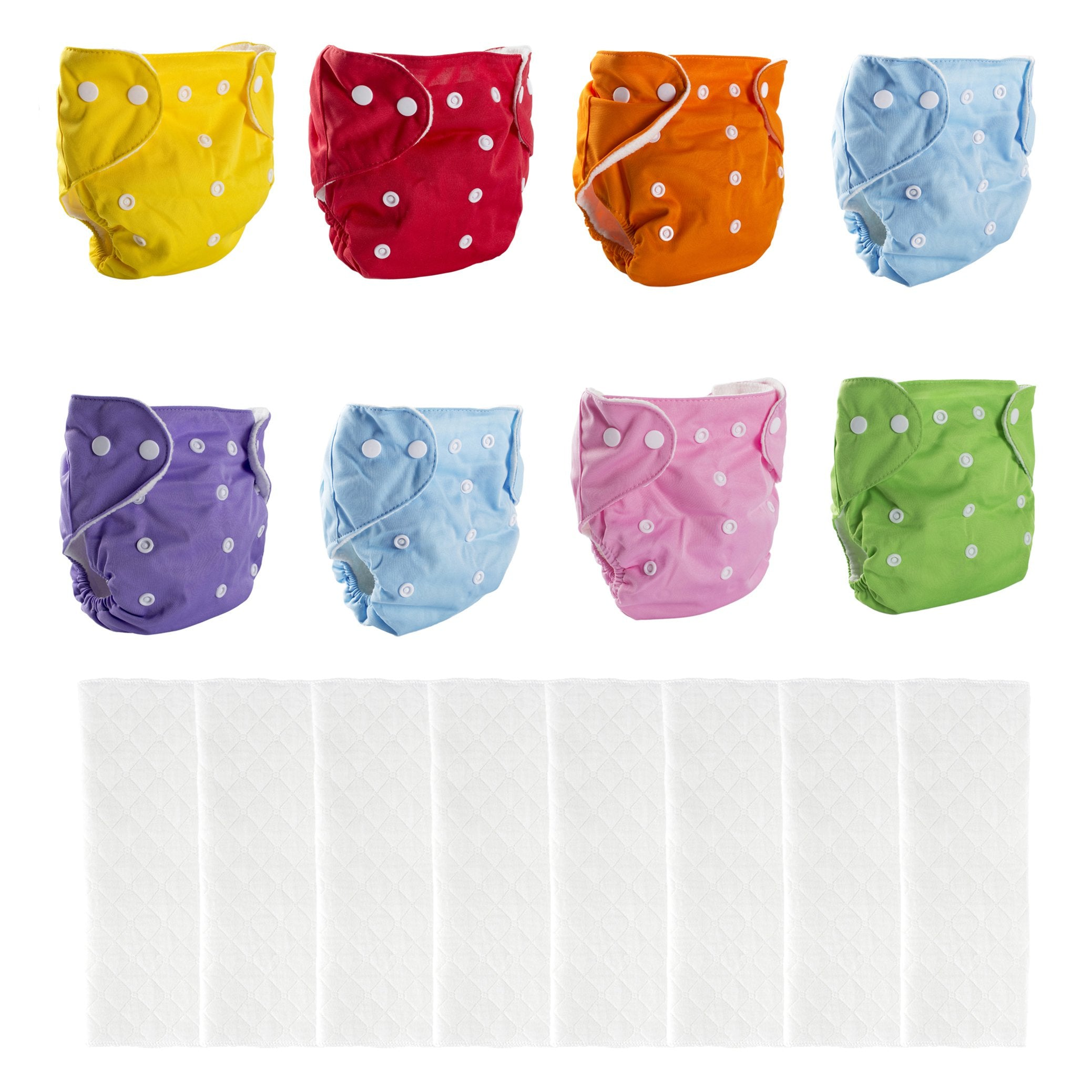 8_piece_baby_reusable_diapers_8_pack_inserts