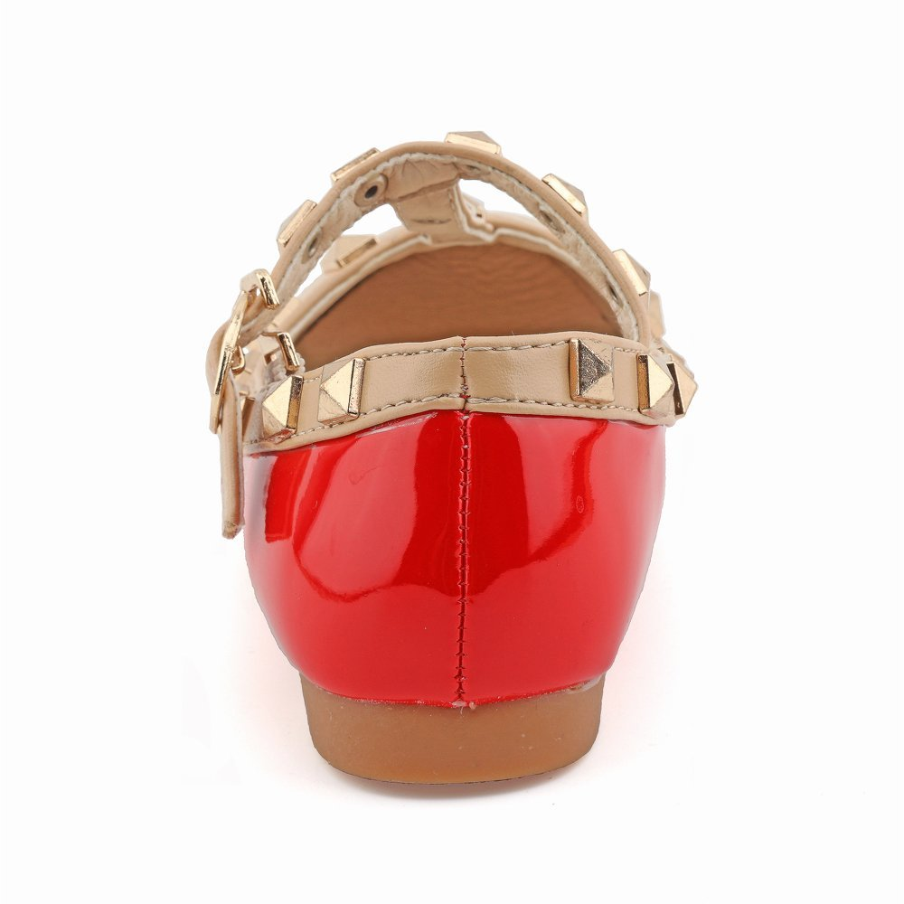 back-side-flat-shoes-for-girls-red